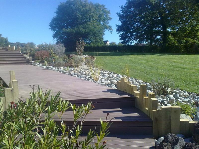Bois et paysages am nagement et entretien d 39 espace vert for Amenagement espace vert
